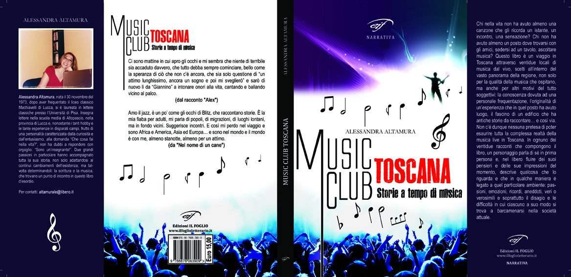 1- Music club Toscana. Storie a tempo di musica (italiano)