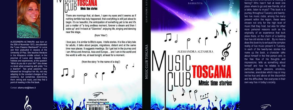 2- Music club Toscana. Music time stories (Inglese)