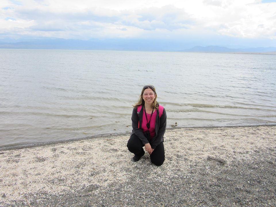 Kirghizistan, Il Grande Lago Salato