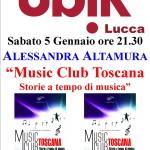 Lucca, Libreria Ubik, 5 gennaio 2013