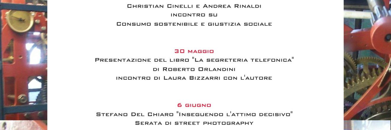 Lucca, Rassegna Underground III di Vaga, 16 maggio 2013
