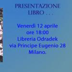Milano, Libreria Odradek, 12 aprile 2013
