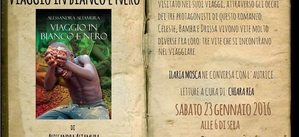 Pisa, Libreria L'Orsa minore, 23 gennaio 2016