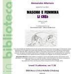 Torino, Biblioteca civica Natalia Ginzburg, 15 settembre 2014